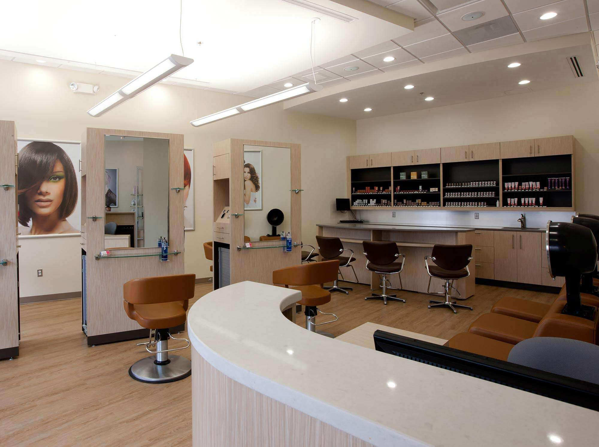 Salon Remodels & Construction