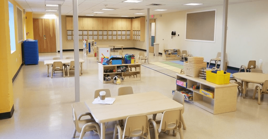 completed school construction