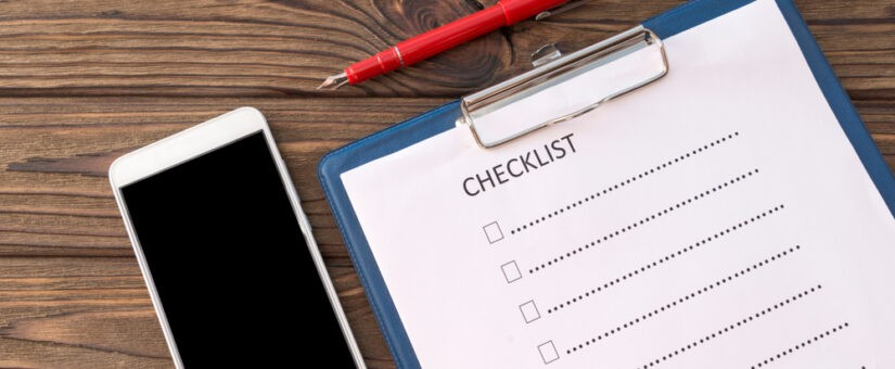 Commercial Building Construction Checklist